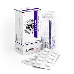 Buy Magnum Anastrol online