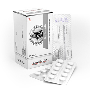 Buy online Magnum Clen-40 legal steroid