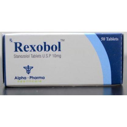 Buy online Rexobol-10 legal steroid